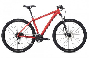 Breezer Squall Sport 29 Mountain Bike 2018