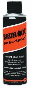 Brunox 5-Funktionen Turbo Spray