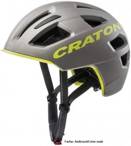 Cratoni C-Pure City Fahrrad Helm