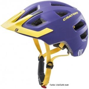 Cratoni Maxster Pro Kinder Fahrrad Helm