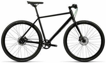 "Cube Editor Urban Bike 2016 28"" Herren 50cm | Schwarz"