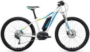 Cube Access WLS Hybrid Pro 400Wh 29R Elektro Fahrrad/Womens Twentyniner Mountain eBike 2017