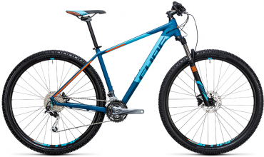 Cube Analog 27.5R Mountain Bike 2017