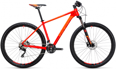 Cube Attention 27.5R Mountain Bike 2017