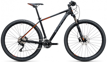 Cube Attention SL 27.5R Mountain Bike 2017