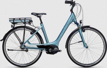 Cube Travel Hybrid ONE 500Wh Elektro Fahrrad/Comfort Trekking eBike 2017