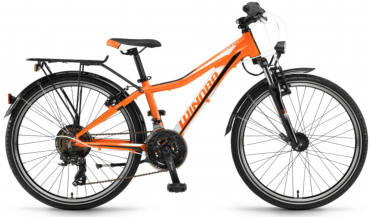 Winora Dash 24 21-Gang TY300 Kinder Mountain Bike 2018