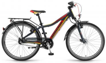 Winora Dash 24 7-Gang Kinder Mountain Bike 2018