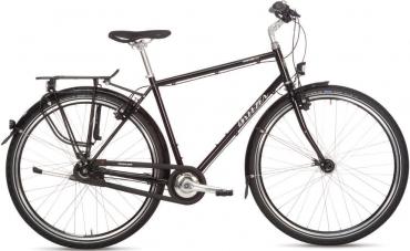 Breezer Downtown 8+ EU Trekking Bike 2016