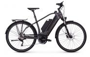 e-bike manufaktur 13ZEHN EXT Disc Shimano Deore XT 10-G Continental Elektro Fahrrad 2019