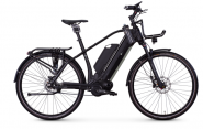 e-bike manufaktur 17ZEHN EXT Disc Continental Elektro Fahrrad 2019