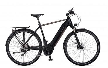 e-bike manufaktur 15ZEHN Deore XT Continental Elektro Fahrrad 2018