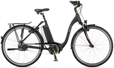 e-bike manufaktur 5NF Elektro Fahrrad/City eBike 2017