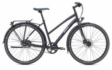 Breezer Beltway 8+ ST Womens Urban/Trekking Bike 2017