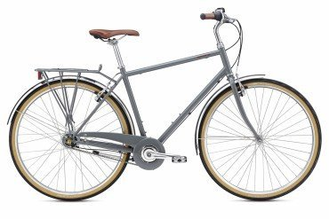 Breezer Downtown 8 City Bike 2017