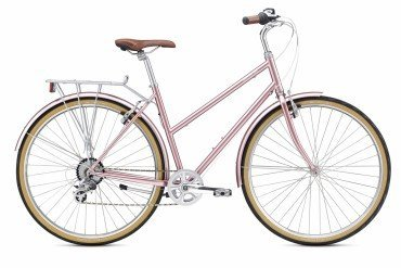Breezer Downtown EX ST Womens City Bike 2017