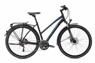 Breezer Liberty 1S+ ST Womens Trekking Bike 2017