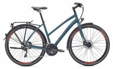 Breezer Liberty 2R+ ST Womens Trekking Bike 2017