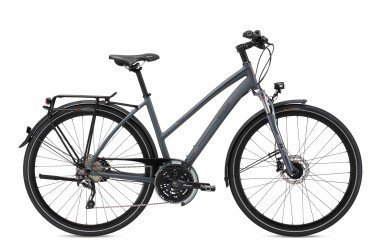 Breezer Liberty 2S+ ST Womens Trekking Bike 2017
