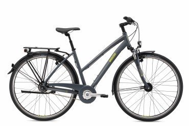 Breezer Liberty IGS+ ST Womens Trekking Bike 2017
