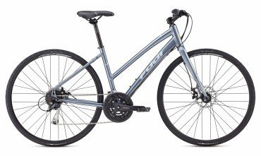 Fuji Absolute 1.7 ST Disc Womens Fitness Bike 2017