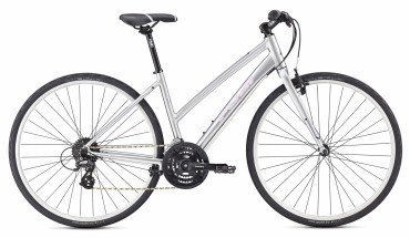 Fuji Absolute 2.1 ST Womens Fitness Bike 2017