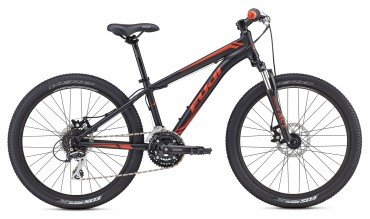 Fuji Dynamite Pro Disc 24R Kinder Mountain Bike 2017