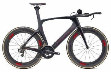 Fuji Norcom Straight 1.1 Zeitfahren/Triathlon Bike 2017