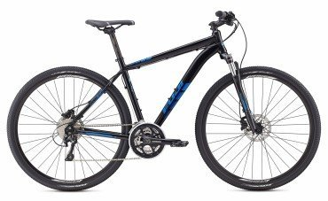 Fuji Traverse 1.1 Disc Cross Bike 2017