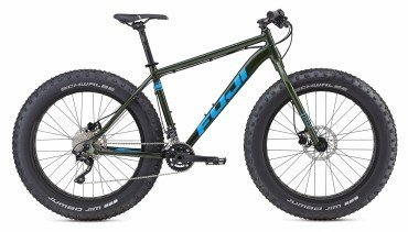 Fuji Wendigo 26R 2.1 Fatbike Mountain Bike 2017