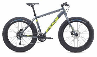 Fuji Wendigo 26R 2.3 Fatbike Mountain Bike 2017