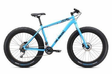 SE Bikes F@R 26R Fatbike Mountain Bike 2017