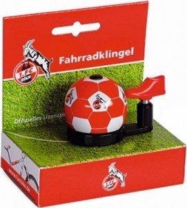 Fanbike Bundesliga 1. FC Köln Fahrrad Glocke