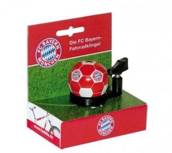 Fanbike Bundesliga FC Bayern München Fahrrad Glocke