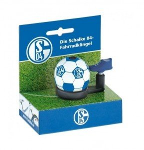 Fanbike Bundesliga FC Schalke 04 Fahrrad Glocke