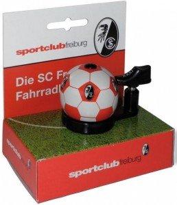 Fanbike Bundesliga SC Freiburg Fahrrad Glocke