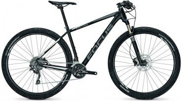 Focus Black Forest Lite 29R Twentyniner Mountain Bike 2017