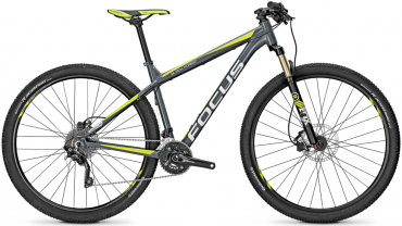 Focus Black Forest LTD 29R Twentyniner Mountain Bike 2016
