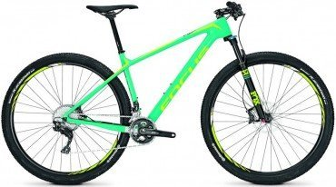 Focus Raven Lite 29R Twentyniner Mountain Bike 2017