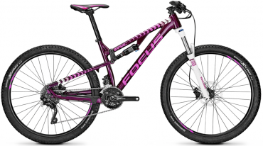 Focus Spine Elite Donna 27.5R Fullsuspension Mountain Bike 2016