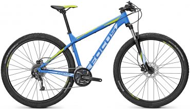 Focus Whistler Evo 29R Twentyniner Mountain Bike 2016