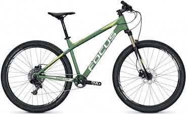 Focus Whistler SL 27.5R Mountain Bike 2017