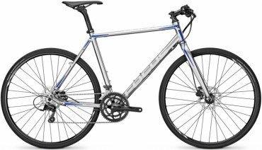 Focus Arriba Disc Sora Fitness Bike 2016 55cm | Silber/Weiß/Blau