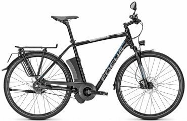 Focus Aventura Impulse Speed 1.0 Trekking eBike 2015
