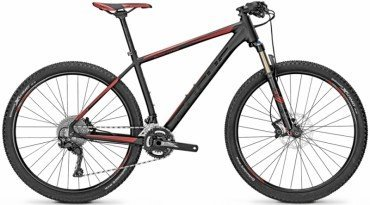Focus Black Forest SL 27R Mountain Bike 2016 46cm | Schwarz