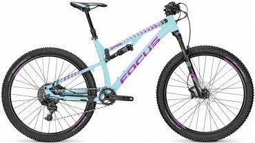 Focus Spine Evo Donna 27.5R Fullsuspension Mountain Bike 2016