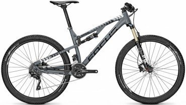 Focus Spine LTD 27.5R Fullsuspension Mountain Bike 2016
