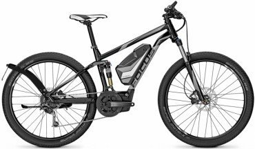 Focus Thron Speed LTD 27.5R Elektro Fahrrad/Fullsuspension Mountain eBike 2017