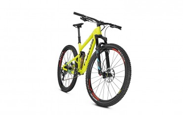 Focus Jam C Lite 29 Fullsuspension Mountain Bike 2018