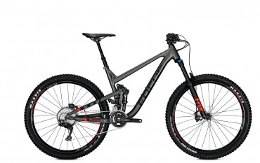 Focus Jam Evo 27 Fullsuspension Mountain Bike 2018